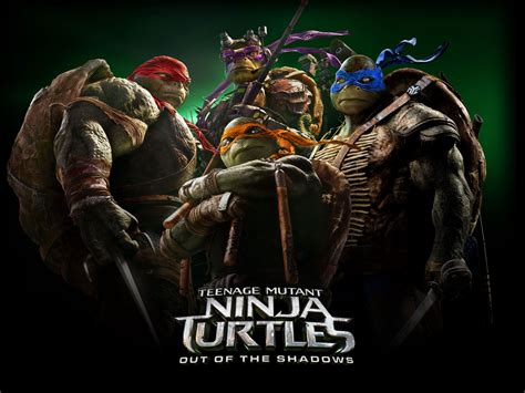 telecharger film ninja turtles 2 2016
