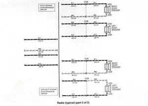1987 ford bronco ii 2 9 color wiring diagram bronco free printable wiring diagrams