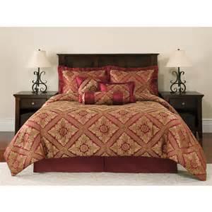 Comforters Sets Walmart Mainstays 7 Comforter Set Santiago Walmart