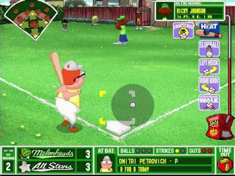 play backyard baseball online free lets play backyard baseball part 2 youtube