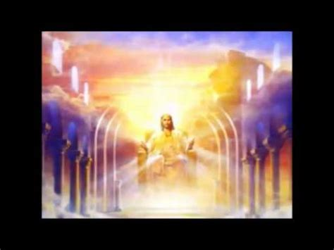 throne room of god gods throne in heaven
