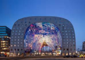 Living Room Ideas For Apartments expansive rotterdam market hall shaped like a giant horse