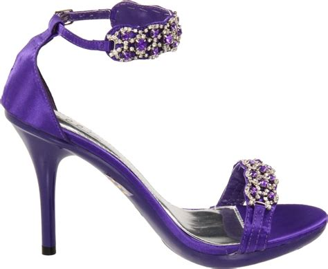 Purple Wedding Shoes by
