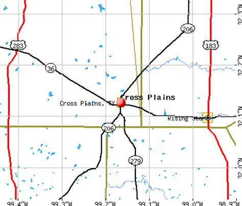 crossroads texas map cross plains texas tx 76443 profile population maps real estate averages homes