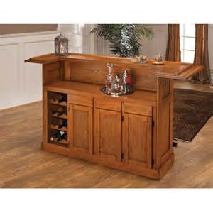 All Living Things Small Animal Home Bar Spacing Hillsdale Classic Bar With Wine Storage Reviews Wayfair