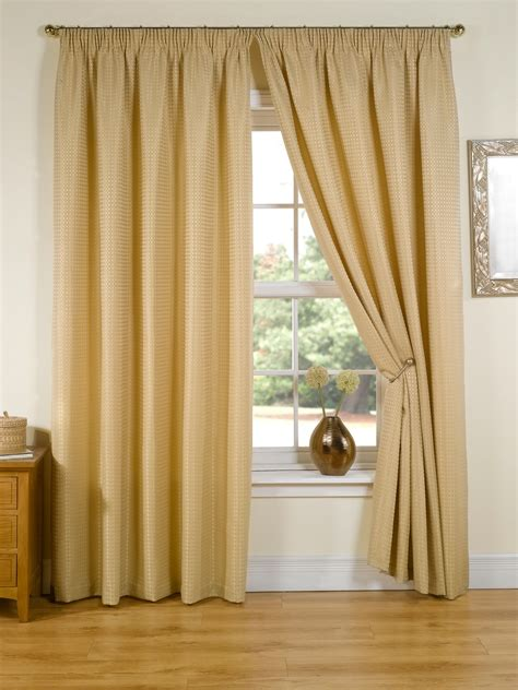 gold drapes in white house linea regency dot gold curtains 229x229cm