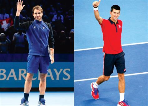Former Tennis Non Profit Writer Mba by Novak Djokovic And Roger Federer Race To Be The 100