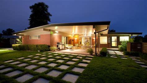 Mid Century Modern House Plans Mid Century Modern Home