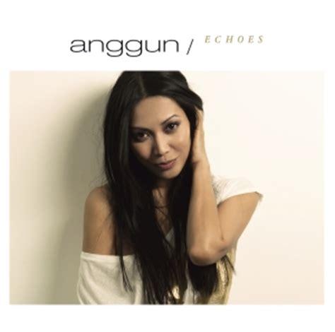 Cd Anggun Echoes Original echoes anggun album