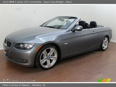 2010 Bmw 335i Convertible by Space Gray Metallic 2010 Bmw 3 Series 335i Convertible