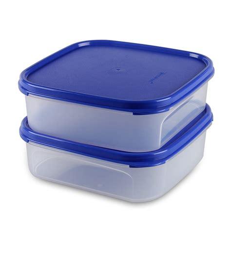 Tupperware Kitchen Mate tupperware modular mate square 4 pcs by tupperware