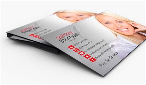 Color Business Card Magnets