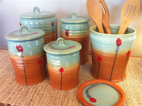 glass canisters for kitchen selecting kitchen canisters designwalls com