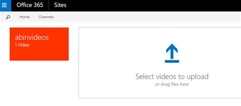 Office 365 Portal Upload Limit Office 365 Office 365 Apis Codeproject