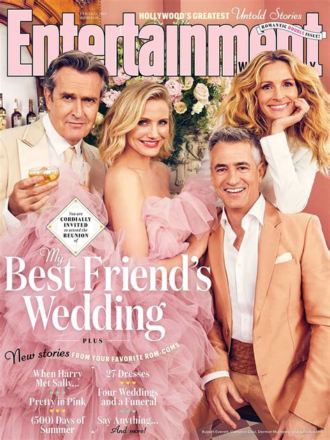Julia Roberts, ?My Best Friend?s Wedding? Cast Reunite: Pic