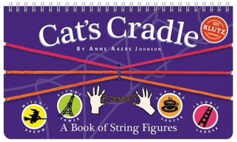 String Books - cat s cradle a book of string figures 9781878257536