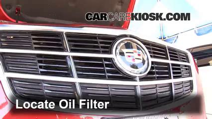Cadillac Cts Change by Filter Change Cadillac Cts 2015 2016 2015