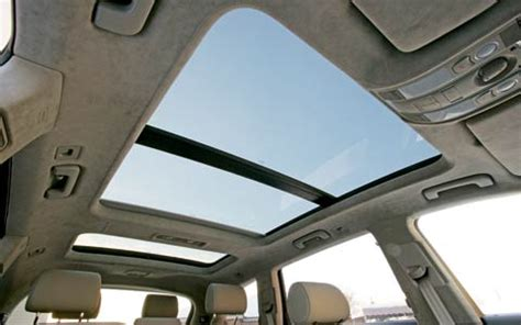 when was the last time you used your sunroof? the truth