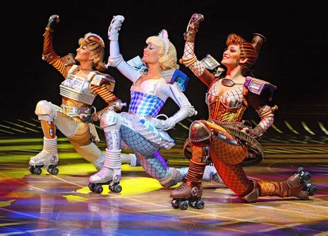 Light Express by Starlight Express Mittwoch 24 November 2010 Bochum