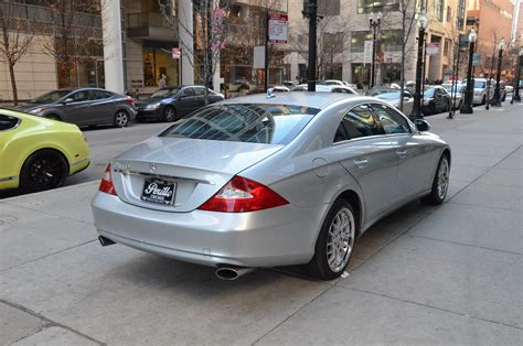 Mercedes Cls550 Used For Sale by 2007 Mercedes Cls Class Cls550 Stock M405a For Sale