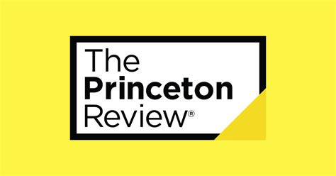 Princeton Review Acton Mba by About The Princeton Review Corporate Information The