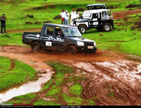 jeep m17 mahindra great escape goa 25 7 09 team bhp