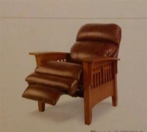 la z boy mission style recliner lazyboy eldorado mission recliner chair design pinterest