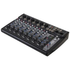 Mixer Ax 12 Usb Sd 12 Chanel Original 12 channel mixer with usb sd audio player pulse