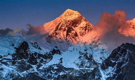 film everest age as a new everest film is due we reflect on the mountain s