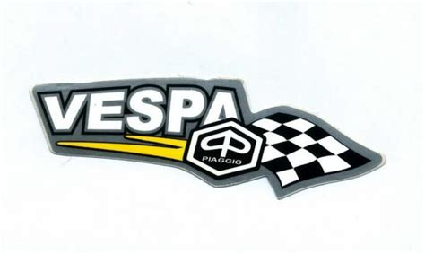 Vespa Piaggio 06 Logo Sticker Motor 153 best vespa insegne grafica logo images on