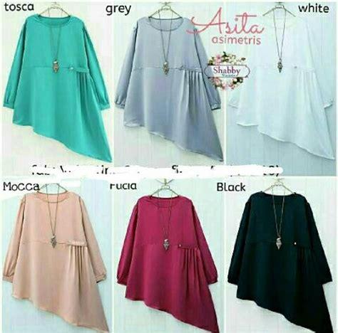 Grosir Murah Baju Acida Top grosir pakaian wanita sassy top grosir baju muslim