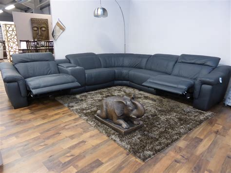 Recliner Corner Sofa Corner Recliner Sofas Corner Sofa Contemporary Leather 4 Seater Pandora Thesofa