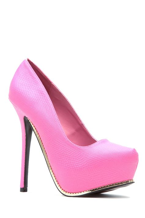 pink high heel shoes memes
