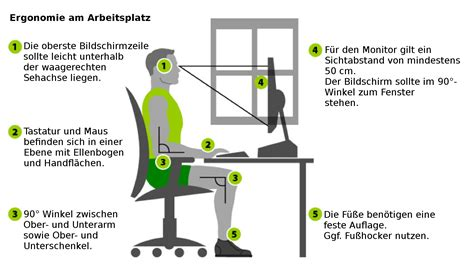 ergonomie am arbeitsplatz beleuchtung ergonomie am arbeitsplatz als gesundheitsf 246 rdermassnahme