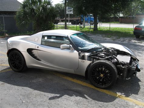 automobili exotica 2005 lotus elise for sale salvage title