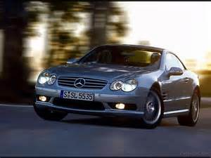Mercedes Sl55 Amg Specs 2004 Mercedes Sl Class Sl55 Amg Specifications