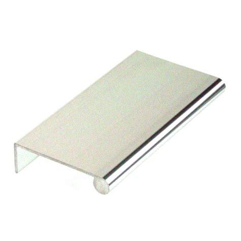 edge pulls for drawers edge pull dp41 pa 3 drawer door pulls aluminum