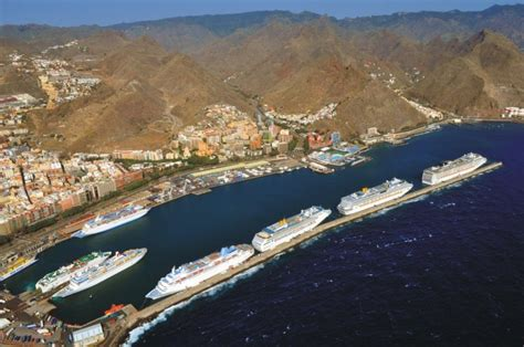 santa tenerife cruise authority annual report 2011 cruises