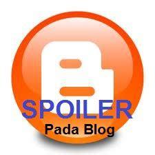 membuat spoiler html cara membuat spoiler pada blog kumpulan adsen blogspot