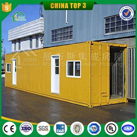 casa container prezzo cina 20ft prefabbricate di lusso spedizione container