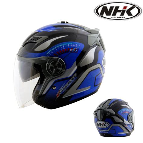 Helm Nhk R6 Warna Orange helm nhk gladiator furious pabrikhelm jual helm murah