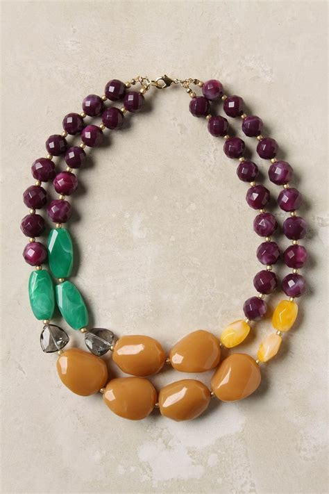 Chunky Necklaces And Jewelry