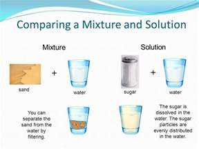 what makes a mixture a solution ppt video online download