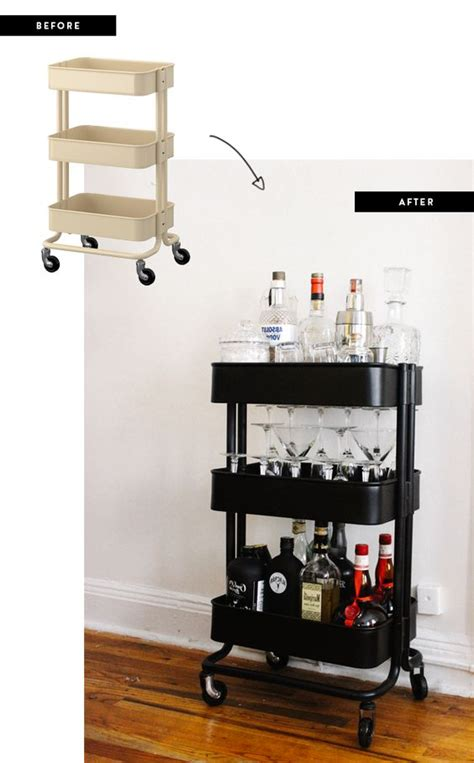 ikea raskog cart ikea bar ikea bar cart and bar carts on pinterest