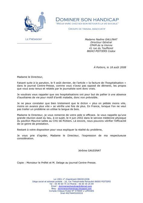 Présentation Lettre Copie à Lettre De Motivation Madame X Employment Application