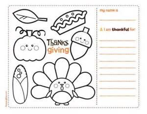thanksgiving coloring placemats 6 best images of free printable thanksgiving coloring