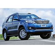 New Toyota Fortuner AT  Car Gallery Entry Level Luxury