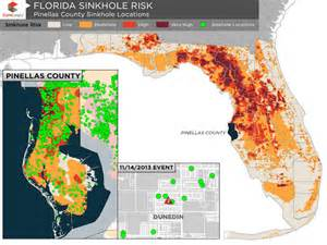 florida sinkholes hundreds formed eons