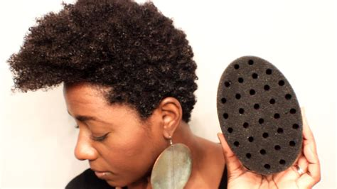 use sponge to get nappy image gallery nappy afro