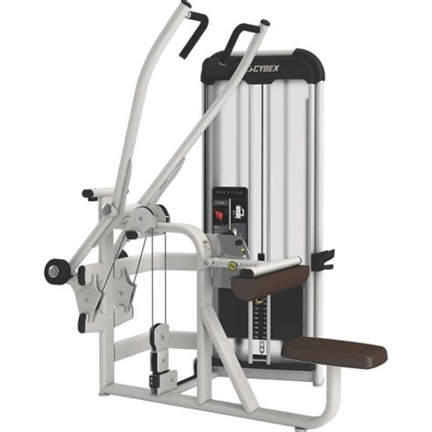 cybex prestige strength vrs pulldown source
